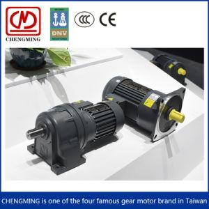 400W 높은 비율 삼상 AC 기어 브레이크 모터