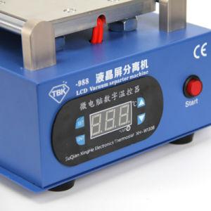 Руководство по ремонту-988 Tbk Встроенный вакуумный насос 7 дюймовый ЖК-дисплей машины сепаратора