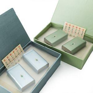 중국 제조자 음식 차 재상할 수 있는 호화스러운 차 마분지 서류상 포장 상자