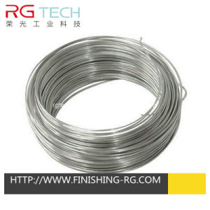 Aws A5.16/ASME SA5.16 Erti-1~5のコイルのチタニウムの溶接ワイヤ
