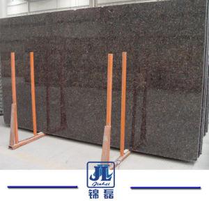 Kitchentops、Vanitytop、フロアーリングおよび壁の正面のための注意深い指定自然な花こう岩の平板