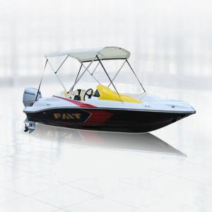 4.67mのガラス繊維の極度の速度のボート