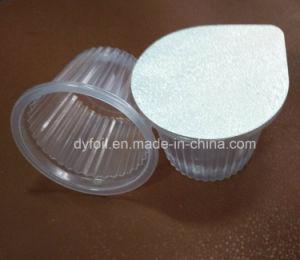 Imprimé en aluminium Die Cut pour l'eau tasses
