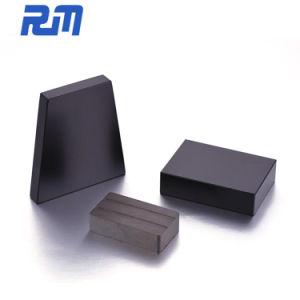 Strong постоянные Редкоземельные металлокерамические трапеции, Arc Неодимовый магнит для генератора двигателя