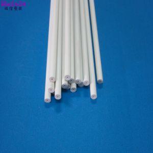 De witte Prijs van de Fabriek van de Staaf van pvc 5mm van de Kleur Stijve Plastic