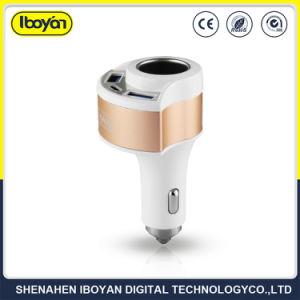 3.1A тип USB-C автомобиля оснащена зарядным устройством для мобильного телефона