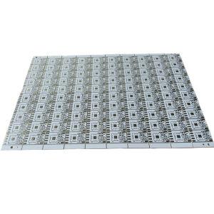Panel LED de aluminio de circuito impreso PCB, el Aluminio de fabricación de PCB