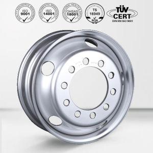 Carretilla de ruedas, llantas de aluminio, Llanta de aleación de acero, ruedas de carretilla