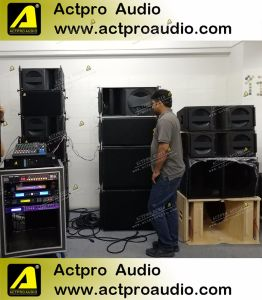 De Serie van de Lijn van Geo van het Systeem van de Spreker van de PA kiest de Serie Geos1230 1210 van de Lijn van 12 Duim de Professionele AudioLuidspreker van DE uit Nexo Speaker