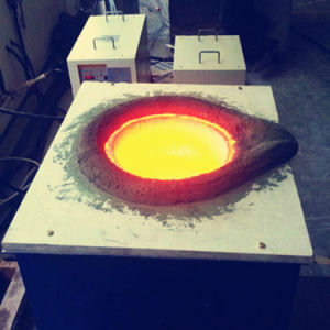金属の溶けることのための電気誘導の溶ける炉