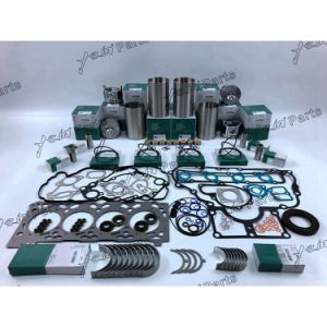 Bearing Set를 가진 디젤 엔진 Kubota V2607 Overhaul Kit