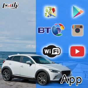 Android T3 Zone de navigation en voiture de l'interface vidéo pour Mazda CX-3