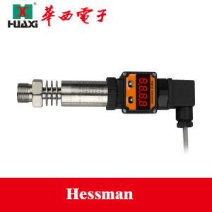 LED do Transmissor de Pressão do Sensor de Pressão Digital G1/2 4-20mA 24V preço de fábrica do transmissor de pressão