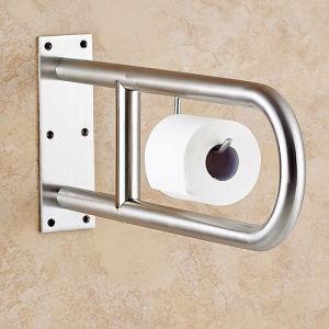 ステンレス鋼の浴室の不能の安全グラブの柵(8812)