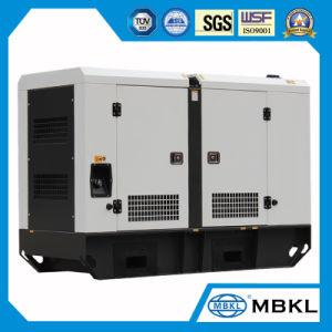 80 chilowatt del tipo incluso generatore silenzioso diesel del generatore 100kVA Sounproof Genset 80kw