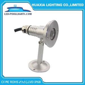 IP68はLEDのプールランプの水中ライトを防水する