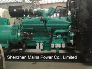 1250kVA van de Diesel van Cummins Generator Classificatie 1250kVA Mc1250d5 Cummins van de Generator de Reserve