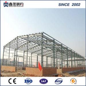 Materiales de construcción metálica de acero de la luz de la construcción de prefabricados de estructura