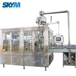 Equipamentos de abastecimento de água da fábrica de enchimento de refrigerante máquina de embalagem