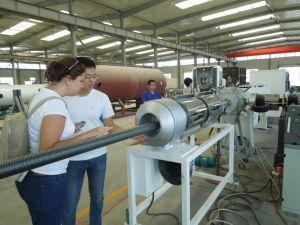 Espuma de poliuretano Ref Tubo de isolamento da linha de produção