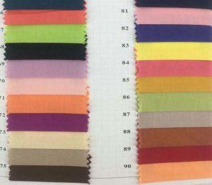 Coloque papel branco personalizadas de impressão frente e verso orgânicos de tecido de algodão