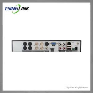 HD VGA-Videoaufzeichnung 4CH CCTV hybrides Ahd DVR