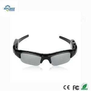 Full HD 1080P Gafas de Sol Oculto Reproductor de MP3 cámara DV