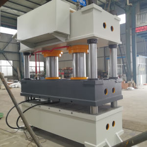 400 тонн из стекловолокна FRP БАК SMC для литья под давлением гидравлического пресса машины