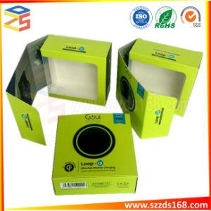 Elektronisches Produkt-Papier-magnetisches Fenster-verpackenkasten