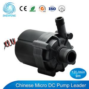12V 24V DC Mini Bomba para ventilador de refrigeración de agua