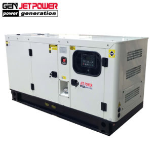 Chinois21-45Fawde 4DX MOTEUR D 24kw 30kVA diesel insonorisé Genreator 380V
