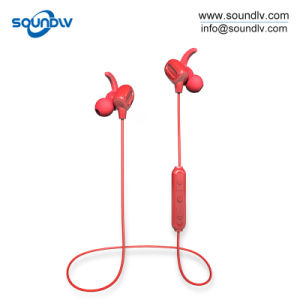 小さい耳のための無線ステレオのBluetoothのスポーツのヘッドセットのヘッドホーンのイヤホーン