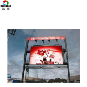 En el exterior de la pared de vídeo RGB LED Discoteca etapa de la pantalla del panel de LED de iluminación (P4 P5 P6 P8 Módulo)