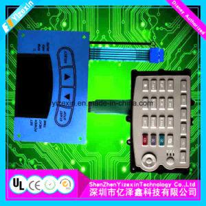 PCB를 가진 기계적인 컴퓨터 키보드 막 위원회