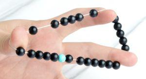 Neue Form-Stein-Raupe-Charme-Armband-Mann-Schmucksachen für Mann-Geschenk