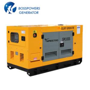 60Гц 3 фазы Weifang звуконепроницаемых 150квт генераторной установки