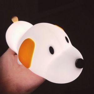 Fabrik kundenspezifisches Baby-Nachtlicht der Qualitäts-vielfarbiges LED für das Baby-Schlafen
