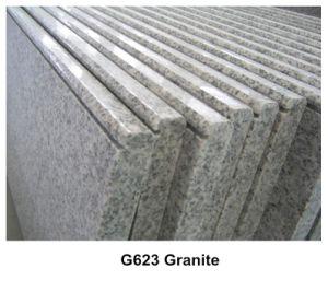 Natuurlijk Countertops van de Tegels van de Plakken van het Graniet van China van de Steen Zwart Roze Geel Bruin Groen Beige Rood Wit Blauw Grijs Opgepoetst Mozaïek
