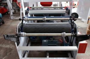 Película de sopro de PE de alta velocidade da linha de produção da Máquina