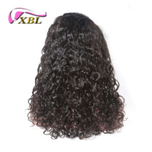 La densidad de 180% Cabello peluca peluca encaje frontal cuerpo ola
