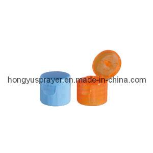 Bouchon de plastique Flip Top pour bouteille PET