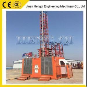 Nuevo estilo China Proveedor de comercio de oro de alta calidad Aseguramiento de la Sc200/200 Construcción grúa