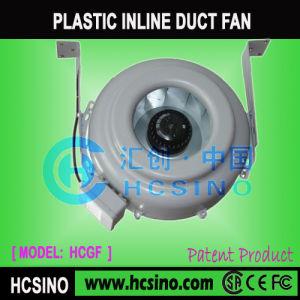 CE/RoHS утвердил циркуляр типа пластика распределительного воздуховода вентилятора