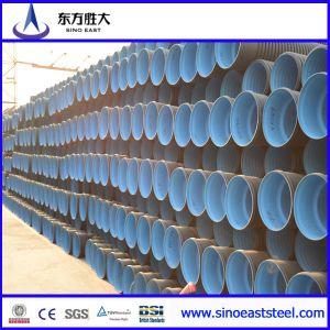 Venta caliente Double-Wall HDPE de gran diámetro tubo corrugado