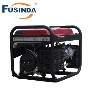 La conception commerciale Trois Phase 6kw générateur à essence
