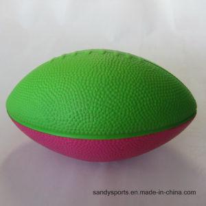 O logotipo personalizado de futebol americano de espuma de poliuretano