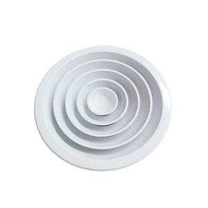 Difusores circular CD-R com RAL9016