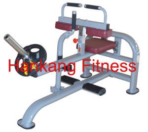 La ginnastica e la strumentazione di ginnastica, forma fisica, costruzione di corpo, hanno messo l'aumento a sedere del vitello (HP-3053)