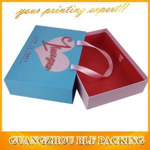 Karton van de Dozen van het Type van Lade van de Chocolade van de douane het Valentijnskaart Afgedrukte