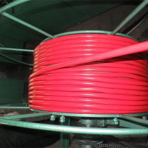 Manguera de Gas y Agua máquina de recubrimiento de PVC flexible